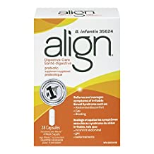 Align Digestive Care Probiotic Supplement 28 Count- Packaging May Vary