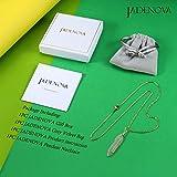 JADENOVA Full Wire Wrapped Energy Healing Crystal