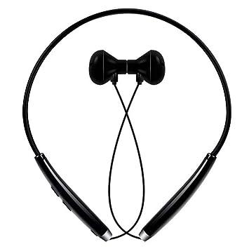 Inalámbricos Neck Bluetooth Auriculares Bluetooth 4.1 magnéticos Auriculares Ligeros Deportes de Sudor en la Oreja los