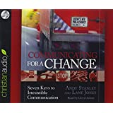 Communicating for a Change - Audiobook: Unabridged