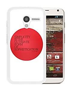 Ultimate Sophistication (2) Durable High Quality Motorola Moto X Phone Case