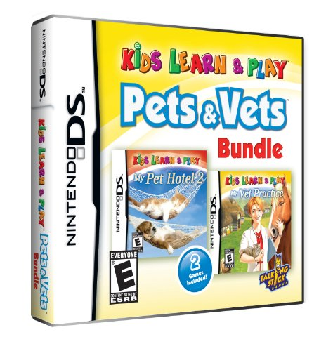 (Kids Learn and Play: Pets and Vets Bundle - Nintendo DS)