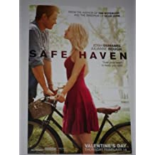 SAFE HAVEN 11X17 INCH PROMO MOVIE POSTER