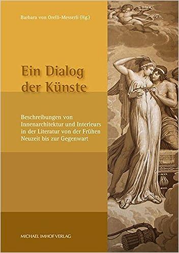Innenarchitektur Literatur ein dialog der künste beschreibungen und innenarchitektur und