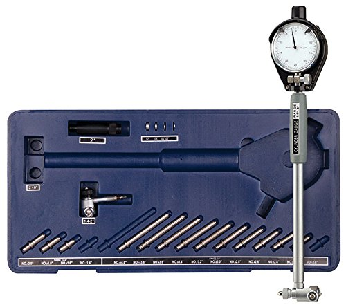 Engine Cylinder Dial Bore Indicator Gauge Kit 1.4' - 6' .0001'