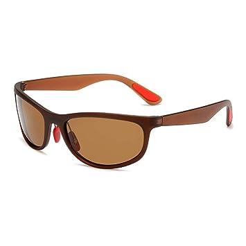 DingXW Gafas de Sol Deportivas con Montura TR90 Gafas ...