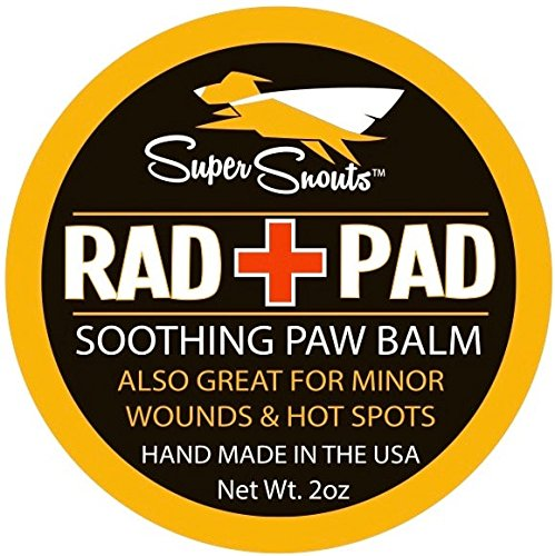 Rad + Pad Soothing Paw Balm for Dogs, 5 oz