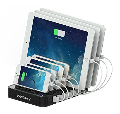 ZiBay Charging Station Multi Port Organizer product image