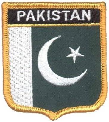 Iron On Pakistan Patch