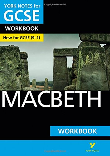 Macbeth: York Notes for GCSE (9-1) Workbook by imusti