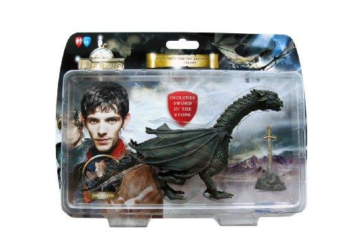 Adventure Figurine (The Adventures of Merlin Dragon Figurine)