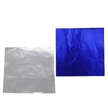 200pcs Wachspapier Bonbonpapier Backpapier für Gebäcke und Küche,