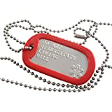 Do Not Resuscitate DNR Necklace with Medical Star