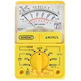 General Tools AM35UL Analog Multimeter