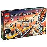 LEGO Mars Mission 7690: MB-01 Eagle Command Base