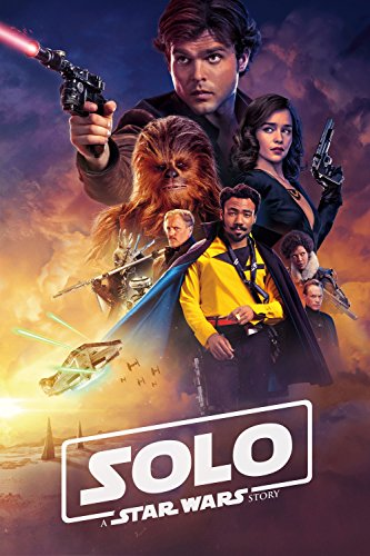 Solo A Star Wars Story Movie Poster Limited Print Photo Alde