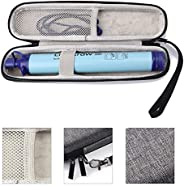 Straw case suitable for LifeStraw personal water purifier protective box, which can prevent scratches, impacts