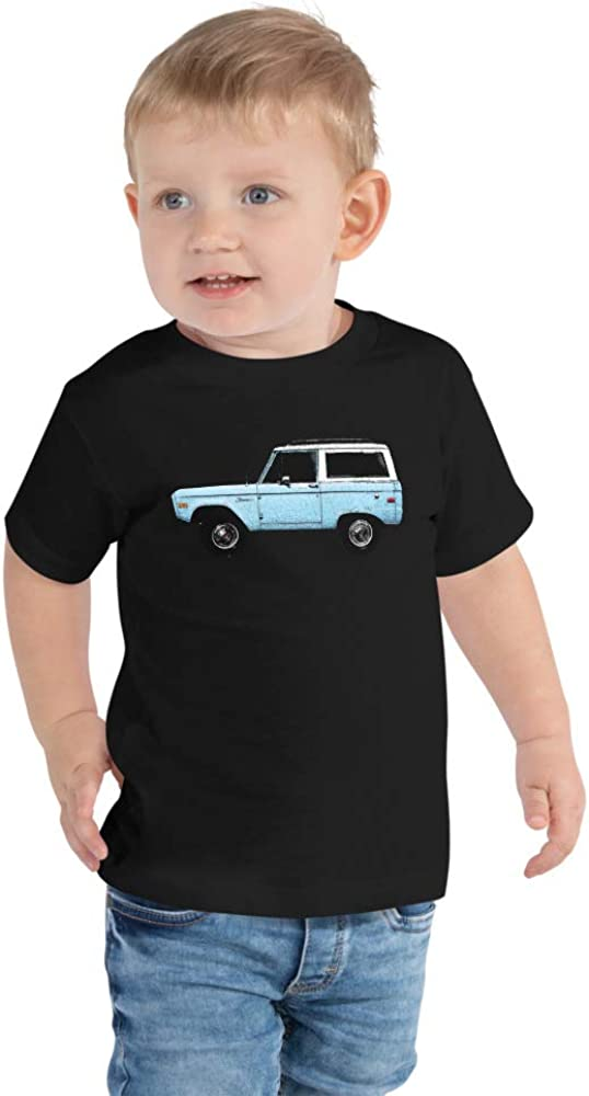 Toddler Vintage Ford Bronco Youth Short Sleeve Tee