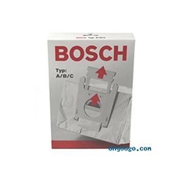 Bolsa de polvo para Bosch aspiradora equivalente a 461410 ...