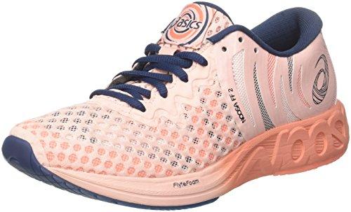 dark 1749 Chaussures Femme 2 Noosa begonia seashell Running Asics De Ff Blue Pink Rose OqvUWtySc