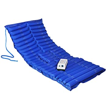 ZCPDP Colchón antiescaras Inflable Impermeable y ...