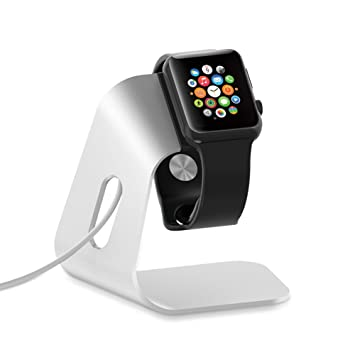 Vanqiang - Soporte Universal para Reloj Inteligente para Apple Watch DE 42 mm y 38 mm