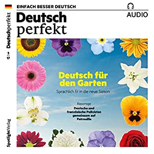 Deutsch perfekt Audio. 5/2017 Hörbuch