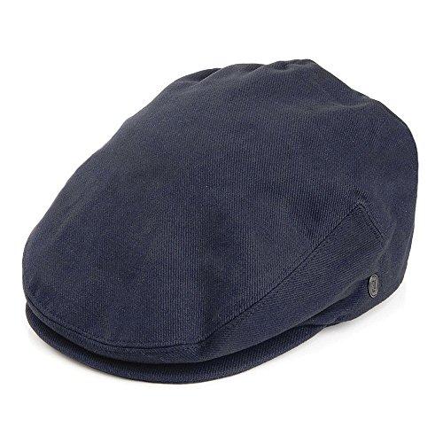Cotton Lined Ivy Cap - Jaxon Cotton Ivy Cap (Large, Navy)