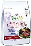Nutri Source Pure Vita Grain Free Beef & Red Lentils, 25-pound Review