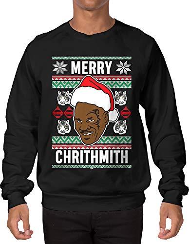 Tcombo Merry Crithmith Adult Crewneck Sweatshirt