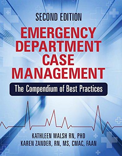 Emergency Department Case Management: The Compendium of Best Practices
