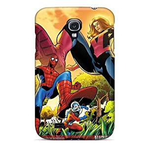 VIVIENRowland Samsung Galaxy S4 Shockproof Hard Phone Case Provide Private Custom Attractive Ant Man Skin [sBA14431OLqw]