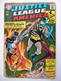 img - for JUSTICE LEAGUE of AMERICA #51 (ZATANNA--and ZERO HOUR!) book / textbook / text book