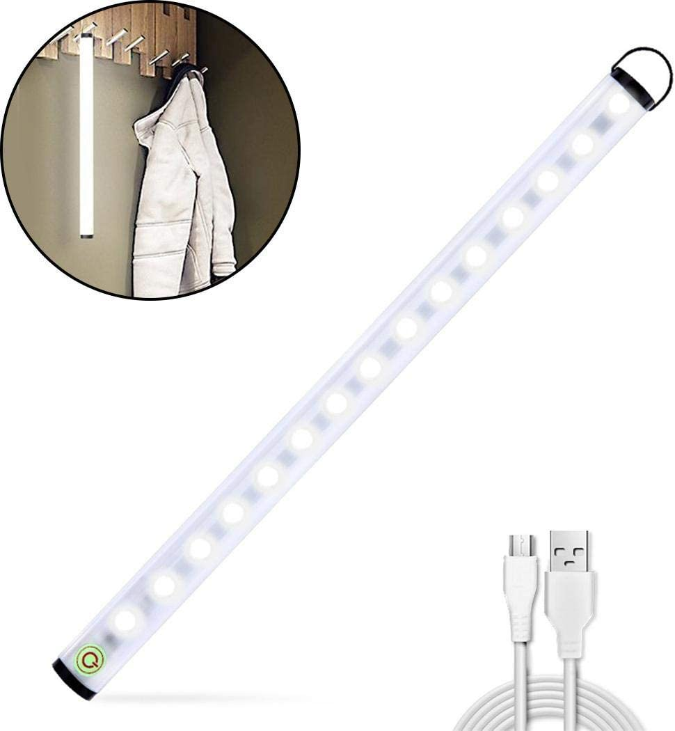 Kloius Touch Sensor Dimmerabile Lampada da Bar a LED Lampada da Comodino per Camera da Letto Luci notturne