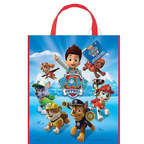 Large Plastic Patrol Goodie Bags product image