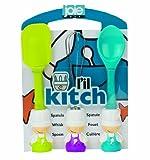 L'il Kitch Baking Tool Set - Blue