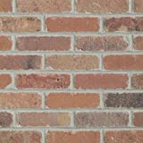 Colonial Collection Dixie Clay Thin Brick - Case of 50 - 7.3 SF