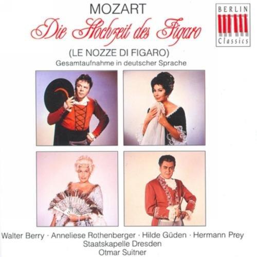 Mozart: Die Hochzeit Des Figaro ()