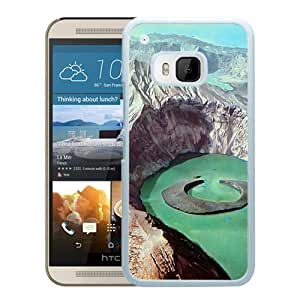 Fashionable And Unique Designed Cover Case With luzon philippines White For HTC ONE M9 Phone Case