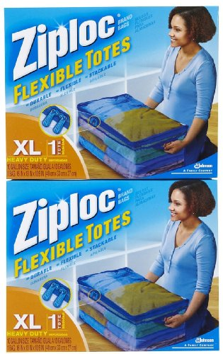 Ziploc Flexible Totes 2 pk product image