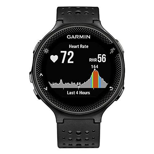 Garmin Forerunner 235 GPS Sport Watch with Wrist-Based Heart Rate Monitor + Deco Gear Screen Protector Forerunner 235 Watch