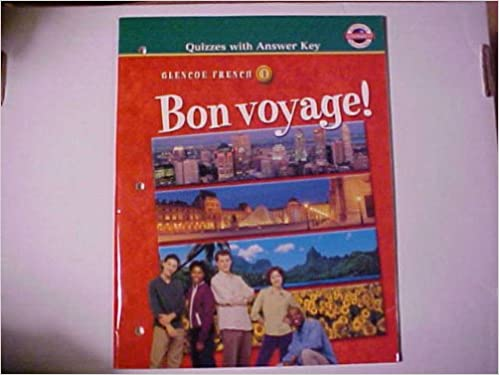 Quizzes with answer key glencoe french 1 bon voyage conrad j quizzes with answer key glencoe french 1 bon voyage conrad j schmitt 9780078242960 amazon books fandeluxe Images