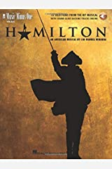 Hamilton - 10 Selections from the Hit Musical: Music Minus One Vocals Paperback