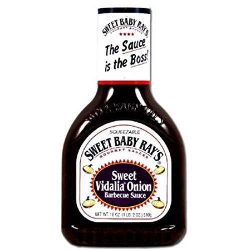 Sweet Baby Ray's, BBQ Sauces, 18-Ounce Bottle   by Sweet Bab