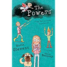 The Powers: The Not-So-Super Superheroes