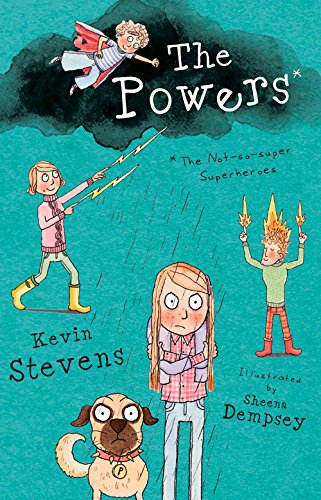 Download The Powers: The Not-So-Super Superheroes pdf