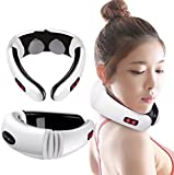 BMDHA Cervical Massager Electromagnetic Shock Pulse Multifunction Cervical Spine Physiotherapy Massager