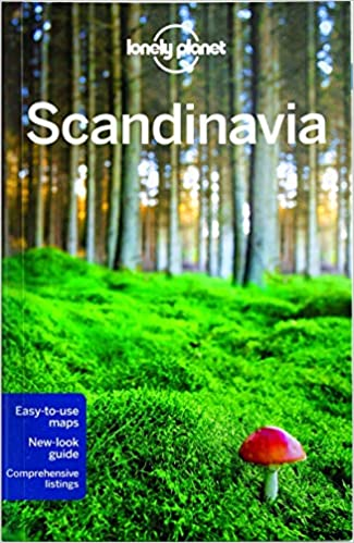 Lonely Planet Scandinavia (Travel Guide): Amazon co uk: Lonely