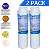 Tools & Hardware : Icepure RWF0900A 2PACK Refrigerator Water Filter Compatible with Maytag UKF8001 ,WHIRLPOOL 4396395 ,EveryDrop EDR4RXD1,Filter 4