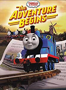 Amazon.com: Thomas & Friends: The Adventure Begins: Mark ...